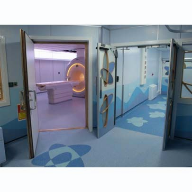 Birmingham Children's Hospital MRI unit