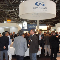 Glasstec 2012 a huge success for Guardian Industries