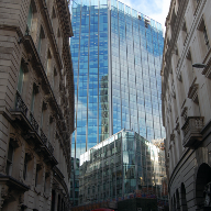 Competitors glass out and Guardian SunGuard in for Old Broad Street, London