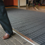 Milliken Obex® Forma™ tiles used for West Orchards Shopping Centre, Coventry