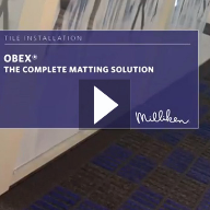 Milliken Obex Forma Installation Video