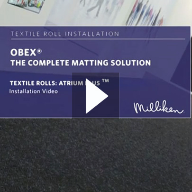 Milliken Obex Atrium Installation Video
