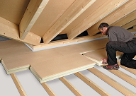 Redland Launches New Rapid Roof Insulation Products