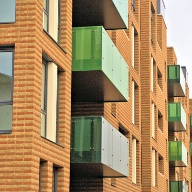 Schöck is the natural choice for green balconies