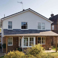 Mumford & Wood sash windows lend new life to renovated Kent home