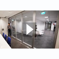 Becker Monoglass Movable Walls Video