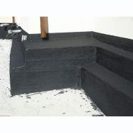 Aquabit: Water-Based Bituminous Waterproofing Mortar for Retaining Walls