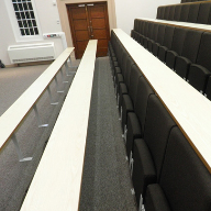 University Lecture Theatre Seating
