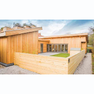 A new self-build home in York