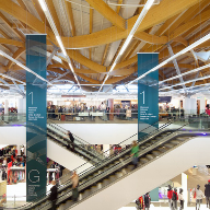 Delta Balustrades completes work at world's greenest M&S store