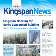 Kingspan News - March 2013