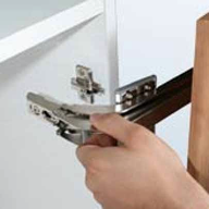 New Parallel Motion Flush Door From Sugatsune Is Clip-Mountable Like A Concealed Hinge