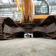 Sika's High Impact Metallic Floor Screed Provides Super Strong Foundation At Liebherr HQ