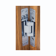 A fully adjustable concealed hinge you'll want to show off