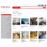 Host your BIM objects on Barbour Product Search