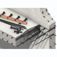 Ancon's new rebar continuity system wins 'Best Product' award