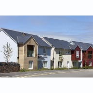 Marley eternit slate and cladding products specficied for stunning coastal project