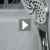 Aquair the Ultimate Water Saving Shower Head Video