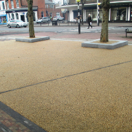 RonaDeck Resin Bound and Tree Pit paving the way to health at Elliott Chappell Health Centre