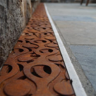 IronAge Design Gratings Used In Urban Design