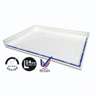 Swift & Eagle TWO shower trays