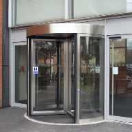 TORMAX Revolving Doors at E.ON Headquarters