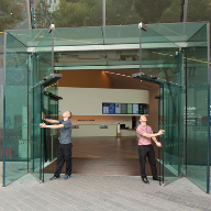 Love at firstsite for GEZE UK's sliding doors