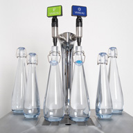 University of Sheffield has teamed up with in-house Table Water Bottling specialist