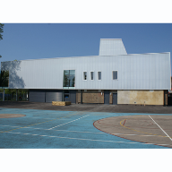 Integr8 180C shutter system used at Craig Park Youth Centre