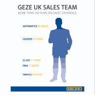 Quality Service From Geze UK Staff For 150 Years