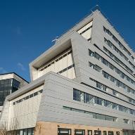 QuadroClad™ facade system specified at Kirklees Technical College