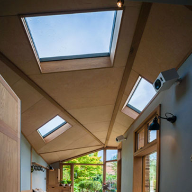 neo™ rooflight chosen for Shooters Hill