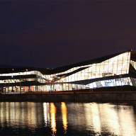 The Crystal, Royal Victoria Docks, London A Sustainable Cities Initiative by Siemens