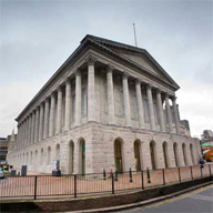 Birmingham Town Hall Clima Canal trench heaters and LST radiators