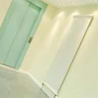 Iguana & Deco Designer Radiators At Private luxury Apartments At Hale, Cheshire