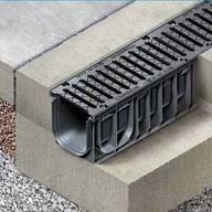 New RECYFIX® NC Category Class E600 drainage channels