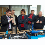 Get hands on experience with Geberit supply and drainage products with free training sessions