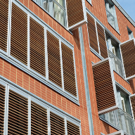 Hunter Douglas creates innovative shutter system for Merchants Quay, Gloucester