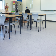 Flagship Polyflor Flooring Ranges for Holy Cross College