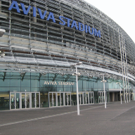 Preprufe® Waterproofing System Protects Dublin's €410 million Aviva Stadium