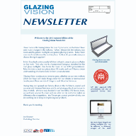 Glazing Vision Summer 2013 Newsletter