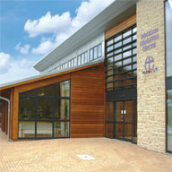 Alu-Timber EFT Used At Diocese of Salisbury Education Centre. Alu-Timber