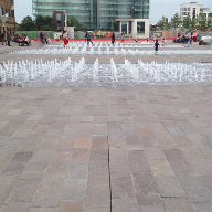 The Granary Square project at London's Kings Cross