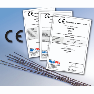 HELIFIX confirms CE marking compliance