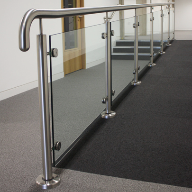Sapphire Balustrades supplied stainless steel balustrades for The Pavillions, Bristol