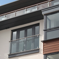 Sapphire Balustrades offers a range of balconies