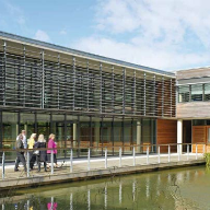 VELFAC windows specified for Butterfield Park, Luton