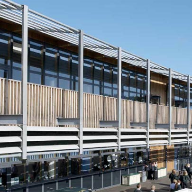 VELFAC glazing used at Exwick Heights Primary School