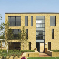 VELFAC windows specified at Merton Abbey Mills, South Lo