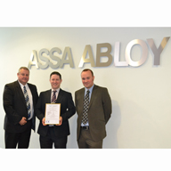 ASSA ABLOY Security Doors First To CE Mark